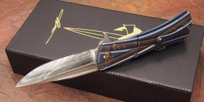 画像1: Marfione Custom Hara/Marfione The Closer M/P Elmax & Two-Tone Ti