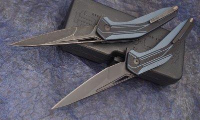 画像1: Brous Blades HARDWIREシリーズ