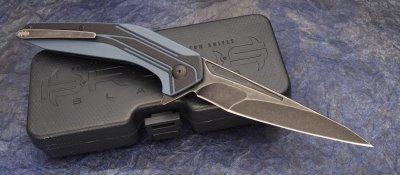 画像2: Brous Blades HARDWIREシリーズ