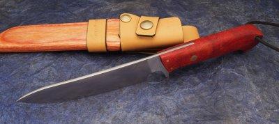 画像2: 後藤 渓 作 ヴァケイションキャンプナイフ