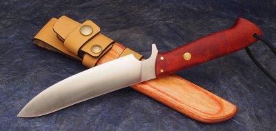 画像1: 後藤 渓 作 ヴァケイションキャンプナイフ