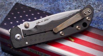 画像2: Spartan Harsey Folder -SPECIAL EDITION - U.S. FLAG