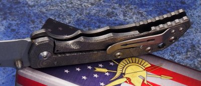 画像3: Spartan Harsey Folder -SPECIAL EDITION - PAISLEY