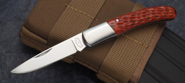画像1: 関の古いナイフ(コンディション注意) (1)