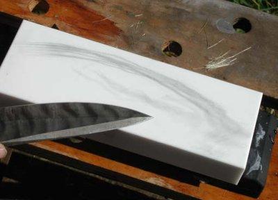 画像2: ホワイトアルミナ・シャープニングストーン