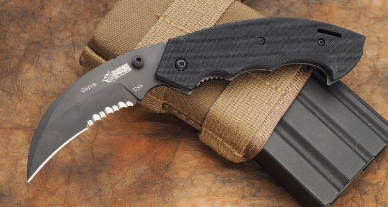 ブラック ホーク ナイフ